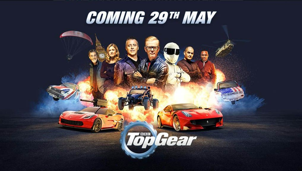 Top Gear New Series