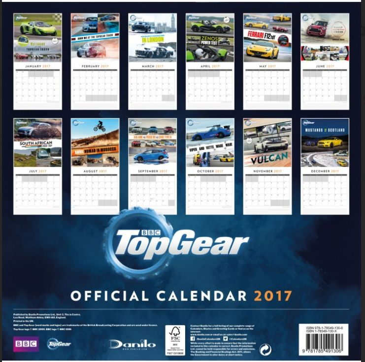 TG calendar 2