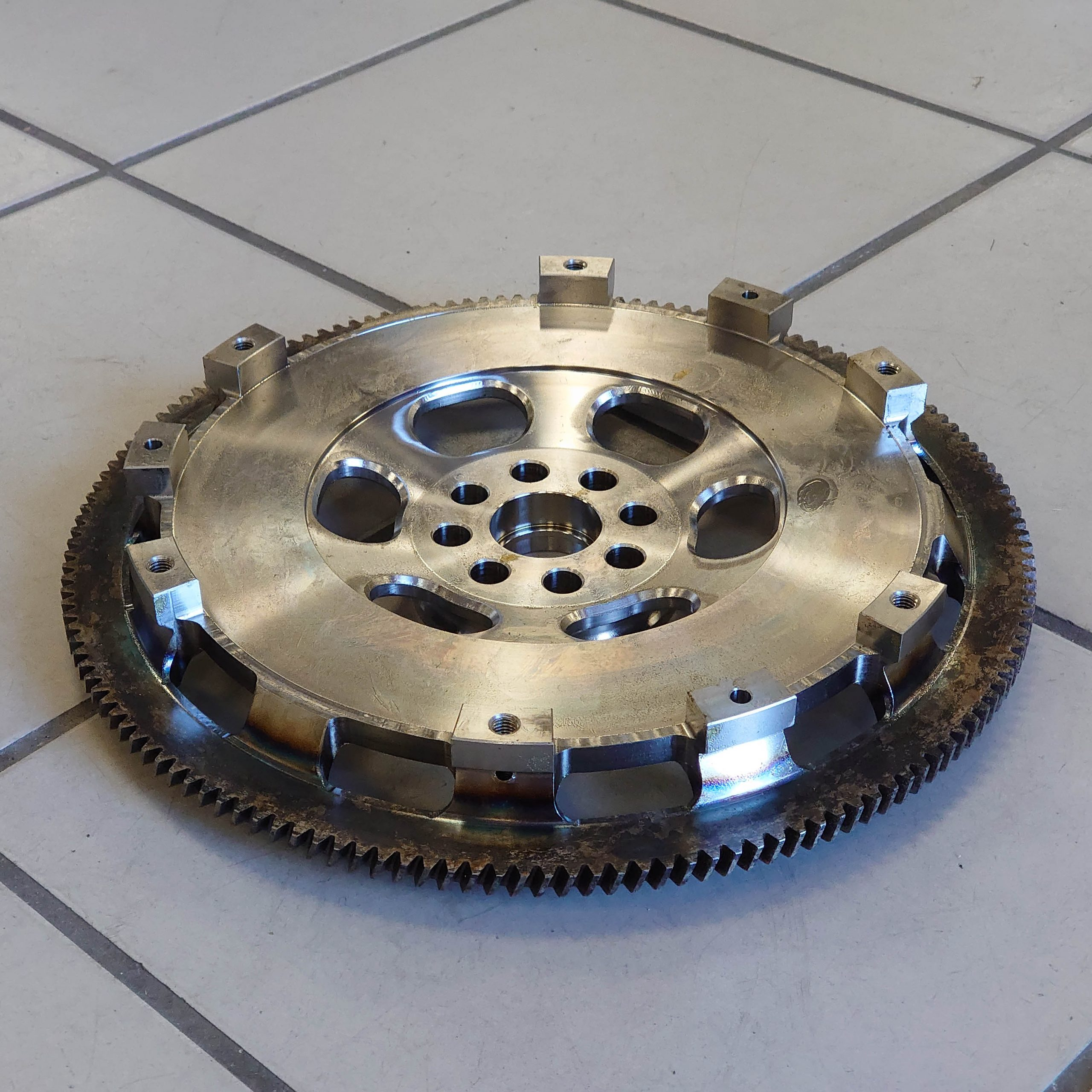 DCT Dual Clutch 6 Speed Transmission